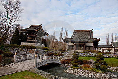 азиатский сад