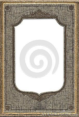 античное фото рамки