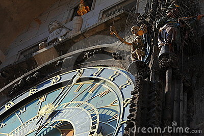 Астрономические часы Прага