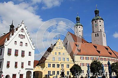 Бавария wemding