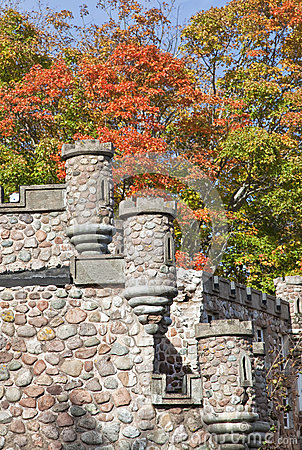 башенки замока