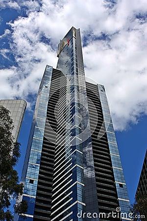 башня eureka melbourne