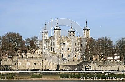 башня london