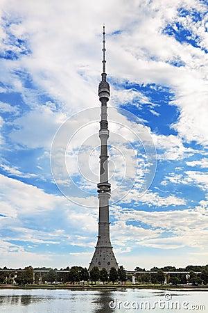 башня tv