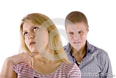 белизна ссоры семьи предпосылки