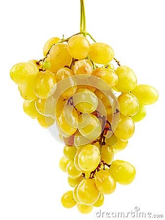 Белые виноградины