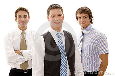 бизнесмены