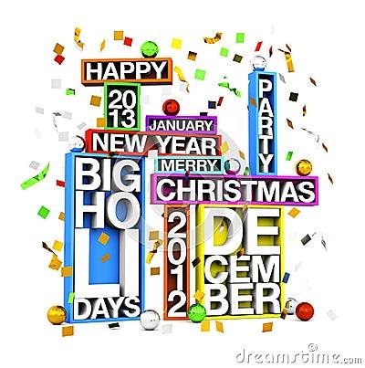 Большие праздники