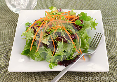 Бортовой салат