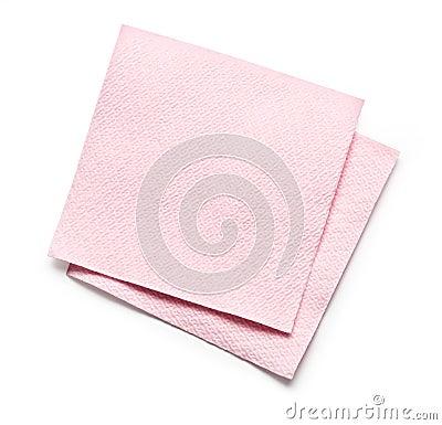 Бумажная салфетка
