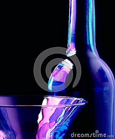 бутылочное стекло