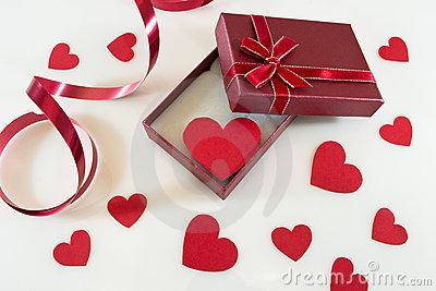 Валентайн подарка s дня