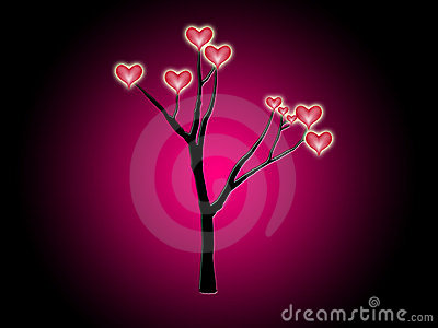 вал сердец