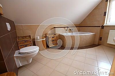 ванная комната просто
