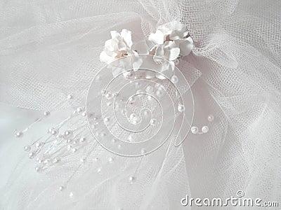 венчание вуали