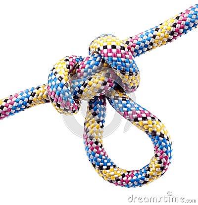 Веревочка с узлом