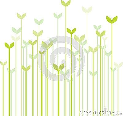 весна травы