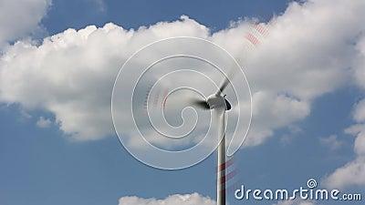 Ветротурбина сток-видео