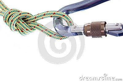 взбираясь веревочка