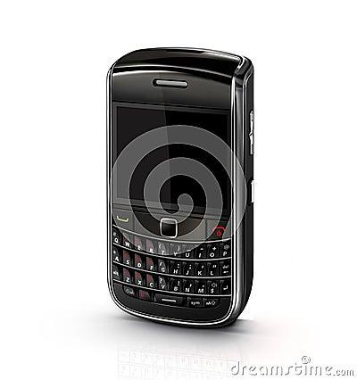 Взгляды мобильного телефона