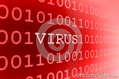 вирус компьютера