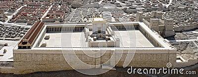 висок Иерусалима вторых