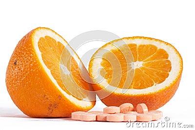 витамины c