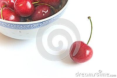 вишни свежие