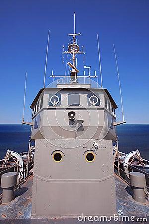 по мостовой схеме корабля