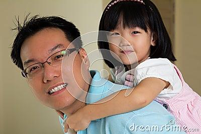 влюбленность отца
