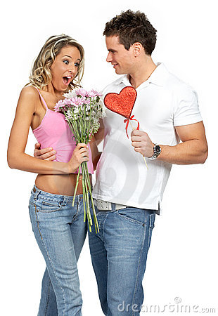 влюбленность пар