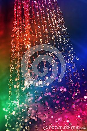 вода радуги
