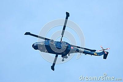 военно-морской флот lynx Редакционное Фотография