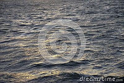 волны воды