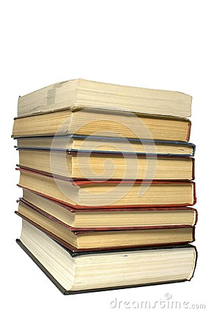 ворох книг