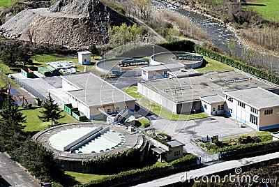 вода обработки завода