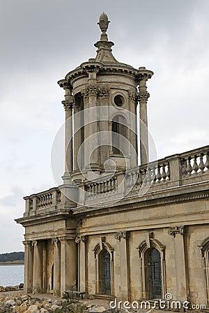 вода rutland normanton музея церков