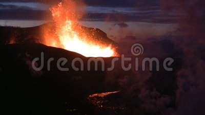 Вулкан Исландии
