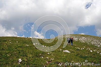 высокогорные hikers