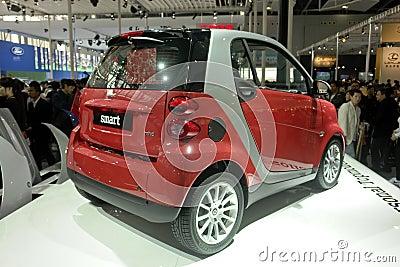выставка guangzhou 2009 автомобилей Редакционное Фото