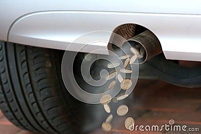 вытыхание автомобиля