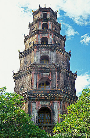 вьетнамец pagoda