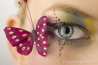 глаз бабочки