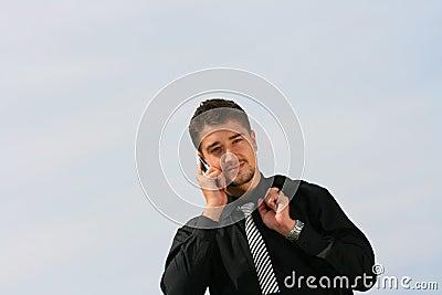 говорить телефона