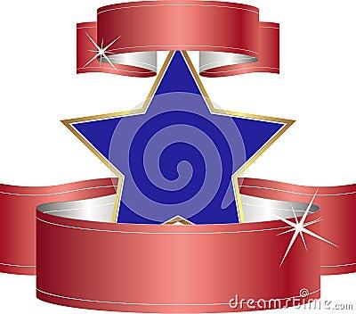 Голубая звезда