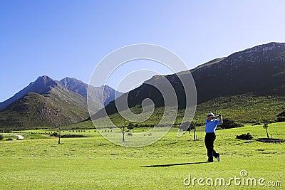 гольф 04