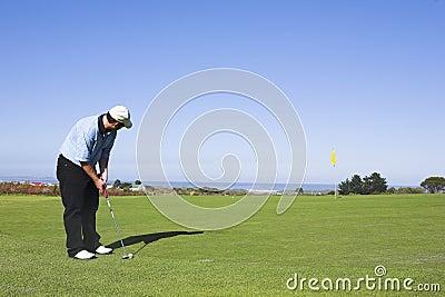 гольф 07