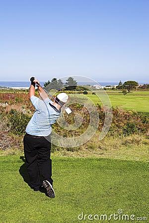гольф 08