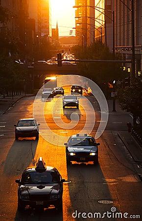 город автомобилей