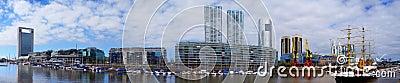 Город Буэноса-Айрес Редакционное Фотография
